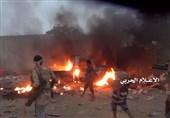 یمن| هلاکت شماری از مزدوران سعودی در ساحل غربی/ یک تانک آبرامز عربستان منهدم شد