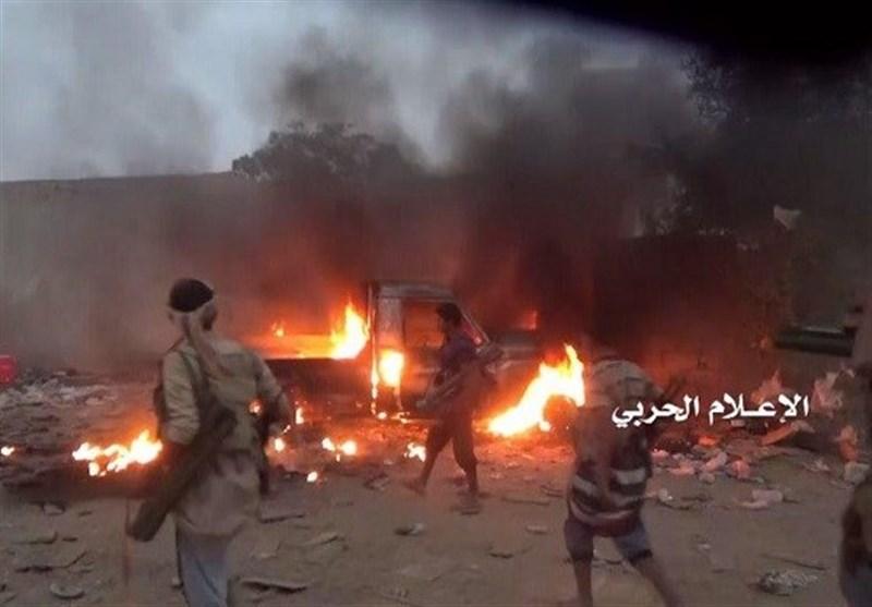 یمن فروپاشی صفوف مزدوران عربستان؛ استان مأرب به آزادی نزدیکتر شد
