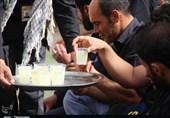 پذیرایی از زائران اربعین حسینی در تمام مبادی ورودی لرستان