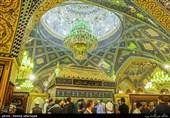 عزاداری شب شهادت حضرت رقیه (س) در دمشق سوریه