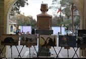 کاشان|سومین سوگواره فرهنگی و هنری حسینی در کوشک کمال الملک+تصاوی