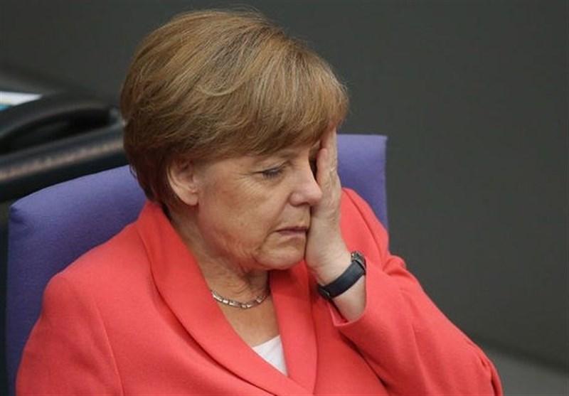 تداوم کاهش محبوبیت حزب مرکل بعد از شکست تلخ انتخابات تورینگن