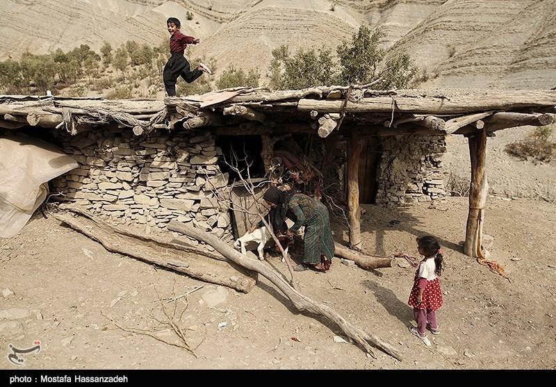 کهگیلویه و بویراحمد|سایه سنگین فقر و محرومیت بر سر «آبرش»؛ روستایی که «هیچ» ندارد+فیلم
