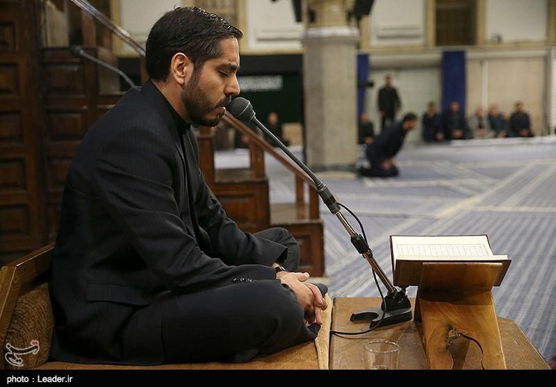 مراسم عزاداری اربعین سیدالشهدا(ع) با حضور هیئتهای دانشجویی در حسینیه امام خمینی (ره)