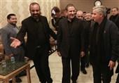 جهانگیری در دیدار با استاندار نجف: اربعین باب تفاهم و دوستی ملت ایران و عراق است