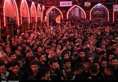 Millions of Shiite Muslim Pilgrims Mark Arbaeen in Iraq's Holy City of Karbala