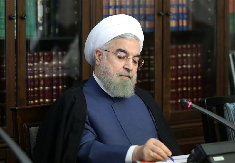 President Rouhani: Iran to Break US Sanctions