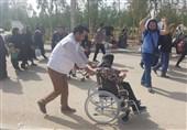 اخبار اربعین| ساماندهی زائران گمشده در مرز مهران