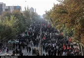 Iranians Hold Massive Countrywide Arbaeen March (+Video)