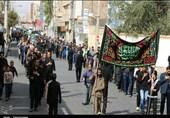 """راهپیمایی """"جاماندگان اربعین حسینی"""" در زاهدان به روایت تصویر"""