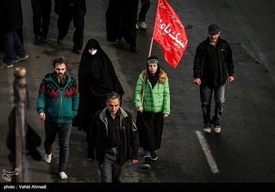 راهپیمایی جاماندگان اربعین حسینی-4