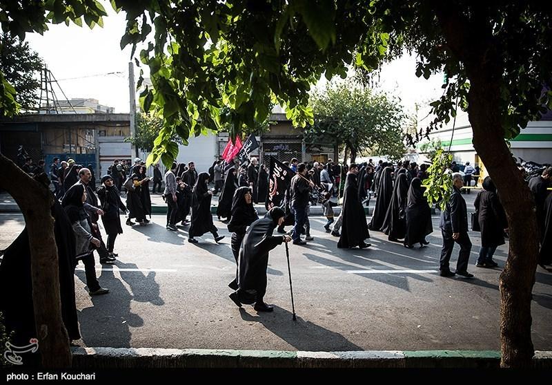 راهپیمایی جاماندگان اربعین حسینی- 5