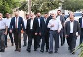 فلسطین|دور جدید تحرکات قاهره در پرونده فلسطین؛ یک هیئت مصری وارد غزه شد