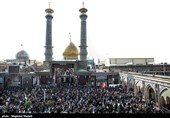 سرودههایی در رثای سیدالکریم(ع): «شبهای جمعه روضهدار اهل تهرانی»