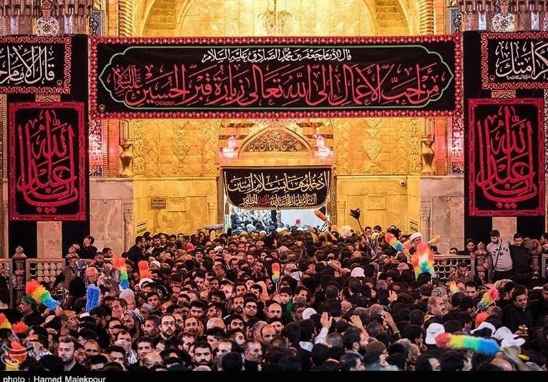 حال و هوای کربلا در اربعین حسینی به روایت تصویر