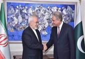 ظریف یلتقی نظیره الباکستانی