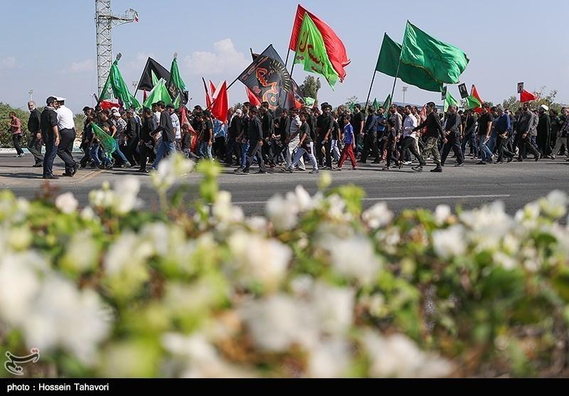 اهواز|آمار تردد زائران ایرانی و خارجی اربعین حسینی + جدول