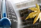 کاهش 7 درجهای دمای هوای چهارمحال و بختیاری; شهرکرد سردترین مرکز کشور