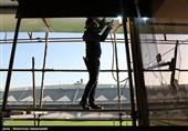 آزادی؛ تنها ورزشگاه دارای صلاحیت میزبانی لیگ برتر فوتبال/ قمر در عقرب!