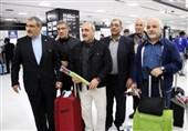 گرشاسبی اردوی پرسپولیسیها را ترک کرد و راهی تهران شد