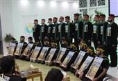 """هفتمین همایش """"دانشجویان جهان اسلام"""" در کربلای معلی برگزار شد"""
