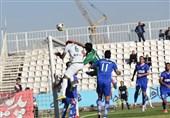 لیگ برتر فوتبال| پیروزی یکنیمهای ماشینسازی مقابل استقلال خوزستان