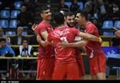 تیم والیبال دورنای ارومیه نخستین امتیاز لیگ برتری خود را کسب کرد