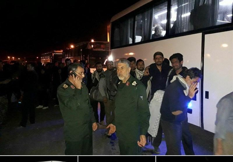 ایلام| 200 دستگاه اتوبوس سپاه جابهجایی زائران اربعین حسینی را انجام میدهند