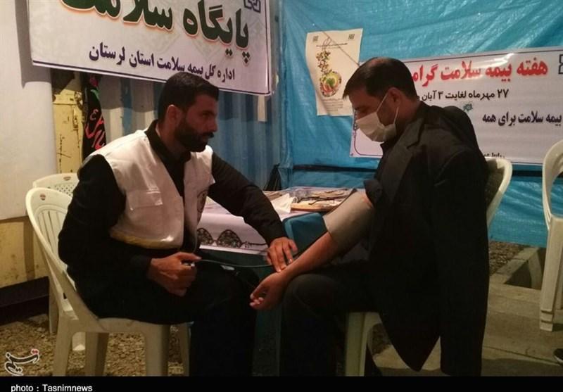 مدیرعامل جمعیت هلال احمر خوزستان: 1560 امدادگر در کشور عراق مستقر شده است