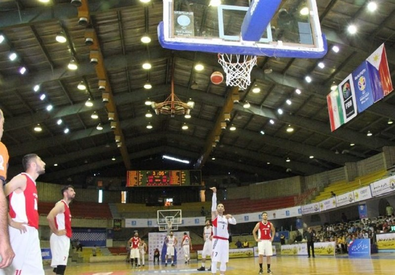 اعلام برنامه تورنمنت چهارجانبه بسکتبال قطر