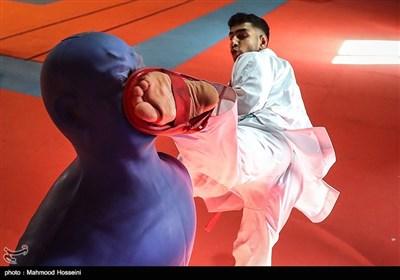 تمرین تیم ملی کاراته