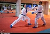 دعوت از 8 کاراتهکا به مرحله اول اردوی تیم ملی