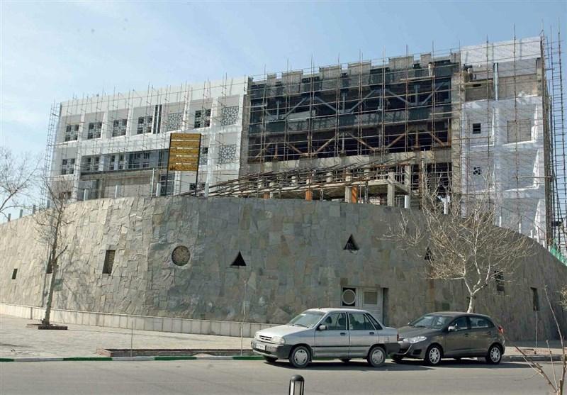 کتابخانه مرکزی مشهد دهه فجر به بهرهبرداری میرسد