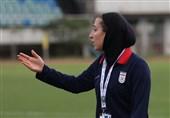 کتایون خسرویار: تمرکزم فعلا روی تیم ملی است/ مهم نیست بازیکنان ایران لباس برند نمیپوشند
