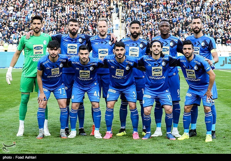 Esmael Goncalves Linked with Iran's Esteghlal