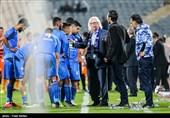 باشگاه استقلال: فعلاً دستیاری به کادر فنی اضافه نمیشود