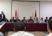 شرکت یک هیئت اطلاعاتی مصر در مراسم بزرگداشت شهدای حماس برای اولین بار+ عکس