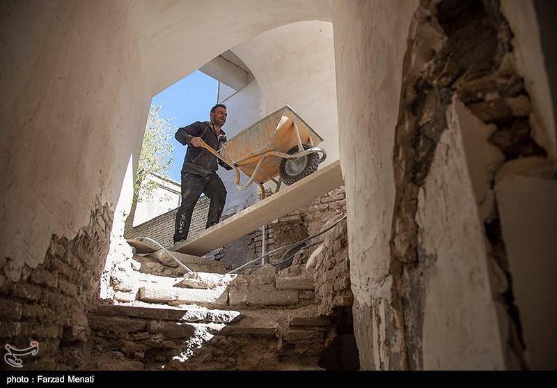 خوزستان|خانه تاریخی اخوان مربوط به دوره قاجاریه در بهبهان مرمت شد