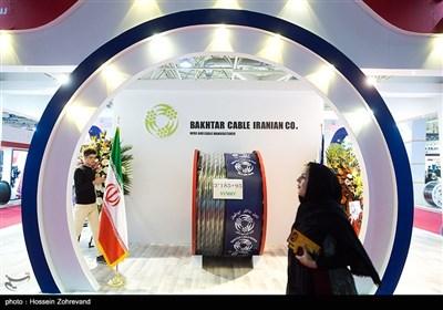افتتاح هجدهمین نمایشگاه بین المللی صنعت برق ایران