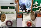 بالصور..افتتاح المعرض الدولی للصناعات الکهربائیة الایرانیة