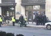 """إصابة شخصین فی حادث طعن بالمقر الرئیسی لشرکة """"سونی"""" فی لندن"""