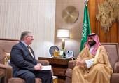 عربستان|دیدار هیئتی از حامیان رژیم صهیونیستی با «بنسلمان»