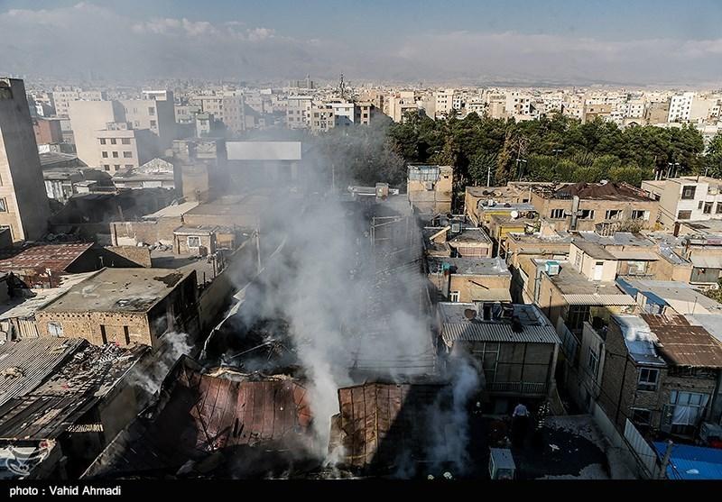 سالیانه 175 هزار آتشسوزی بزرگ در کشور رخ میدهد