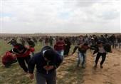 إصابة 40 فلسطینیا خلال قمع الاحتلال لمسیرات العودة شرق القطاع