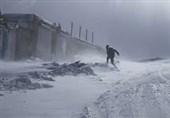 راه ارتباطی 35 روستای مراغه از محاصره برف بازگشایی شد