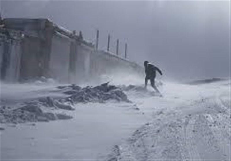 هشدار آبگرفتگی معابر استان های جنوبی/ برف و کولاک در 12 استان