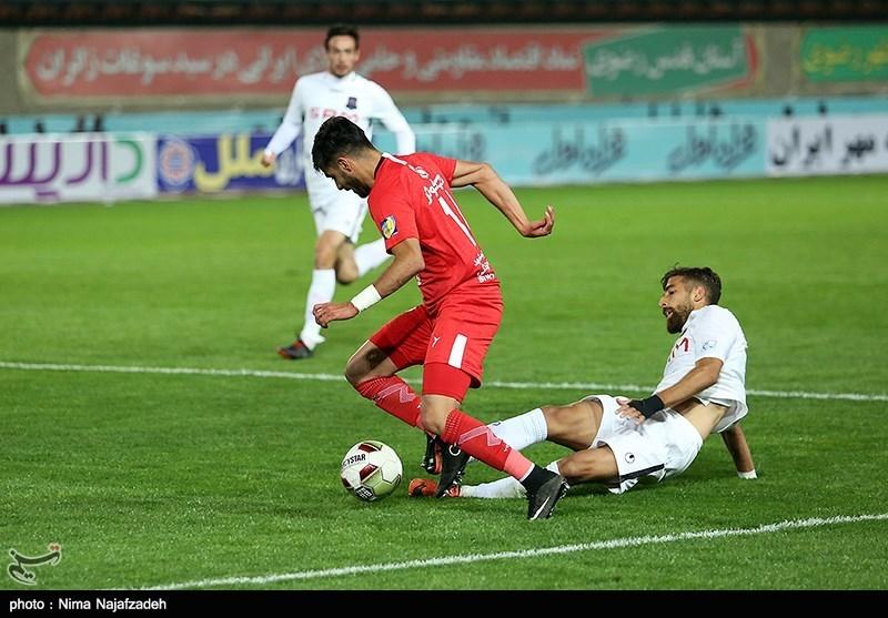 لیگ برتر فوتبال پدیده با شکست مقابل نساجی از قافله مدعیان عقب ماند
