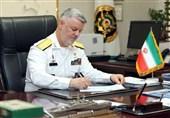 پیام فرمانده نیروی دریایی ارتش: 13 آبان ترتیبات امنیتی دشمنان را برهم زد