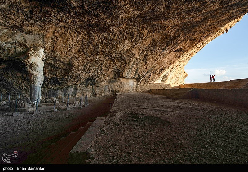Shapur Cave: Located in the Zagros Mountains, in Southern Iran - Tourism news