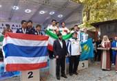 گفتوگو با قهرمانان کانوی مردان جوانان ایران در مسابقات قهرمانی آسیا